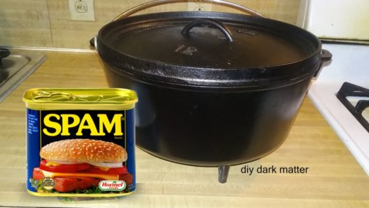 bean soup dutch oven cooking