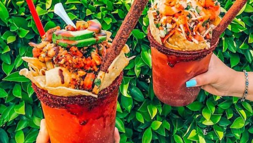 ¿Mi michelada o tu michelada? New vendor  will have refreshing micheladas, a summer drink made with sparkling water, fresh lime juice, chili-based sauces, spices, tomato juice, and chili peppers. You can also sign up for the Spicy Aguachile Contest on Sund...