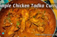 FOODporn.pl 𝓣𝓪𝓭𝓴𝓪 𝓬𝓱𝓲𝓬𝓴𝓮𝓷 𝓬𝓾𝓻𝓻𝔂 || Super Tasty Chicken Tadka  In Telugu #Mystyle #ChickenCurry