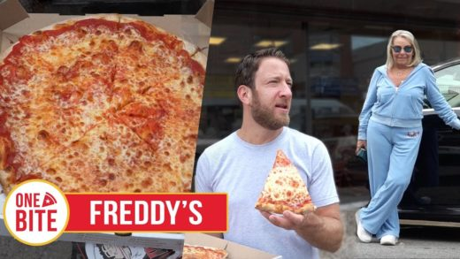 Barstool Pizza Review - Freddy's Pizzeria (Whitestone, NY)