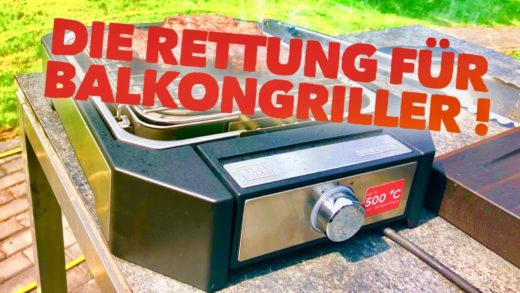 ELEKTROGRILL REVOLUTION - SEVERIN STEAK BOARD im Test --- Klaus Grillt