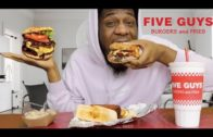 FOODporn.pl FIVE GUYS EATING SHOW + COLORISM IN AMERICA