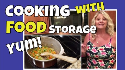 Food Storage Recipe | Prepper Cooks Broccoli Potato Cheese Soup
