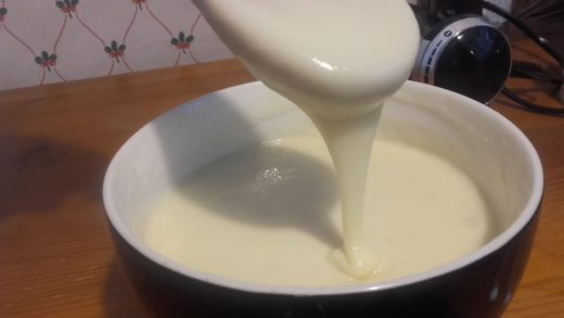 Lapte Condensat-Reteta Super in 5 minute Homemade Condensated Milk