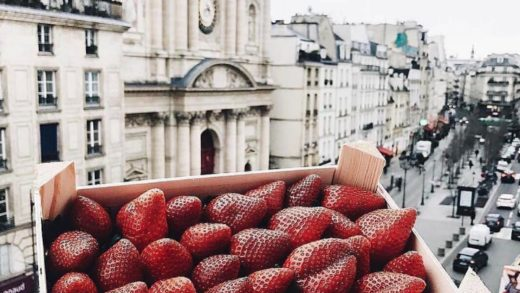 Paris + Fruit = Heaven on Earth  by: ...
