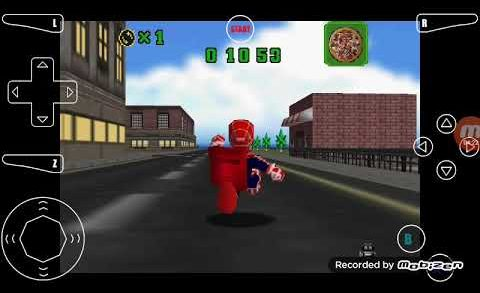 Playing Pizza Time 64 01 Made by Pasta Power