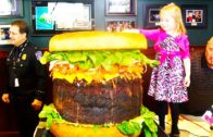 FOODporn.pl Top 10 Largest Burgers Ever Made