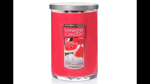 Yankee Candle Review: 🍉 Juicy Watermelon 🍉 Semi-Annual Sale  ~Summer 2019~