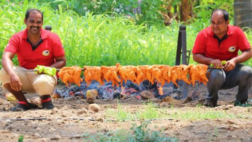 15 spicy grill chicken prepared by World Food Tube