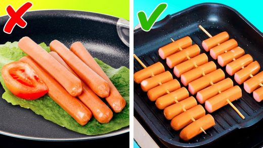 30 New FOOD Tricks That Will Change Your Cooking Routine || Tasty Meals You'll Love!