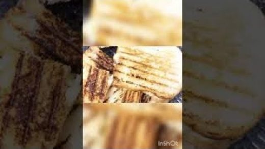 5 minutes || Grilled sandwiches || breakfast ||healthy food at home