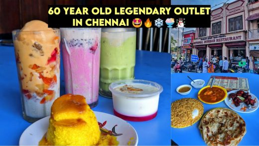 60 Year Old Legendary National Durbar Restaurant 🔥✨   Food review Tamil   Peppa Foodie 🎉