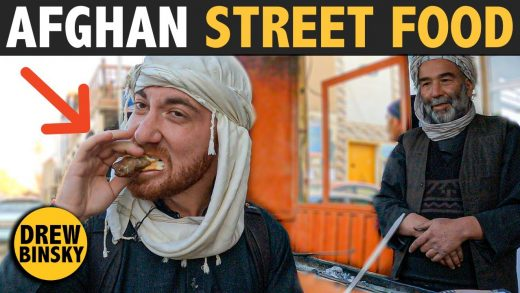 AFGHAN STREET FOOD (delicious and cheap!!)