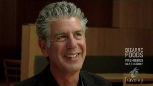 Anthony Bourdain - No Reservations S06E13 - Food Porn 2