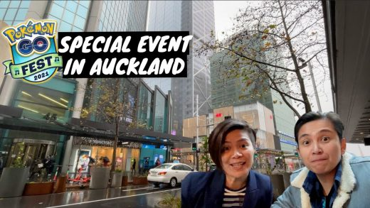 Auckland Staycation Special Event reveal   Pokemon Go Fest 2021   The Grill Food review