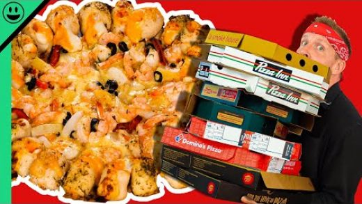 BIZARRE Pizzas of Asia!!! What Was Domino's Thinking??