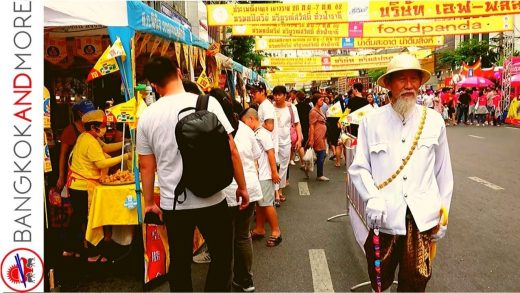 Bangkok's Largest Street Food Festival In Chinatown