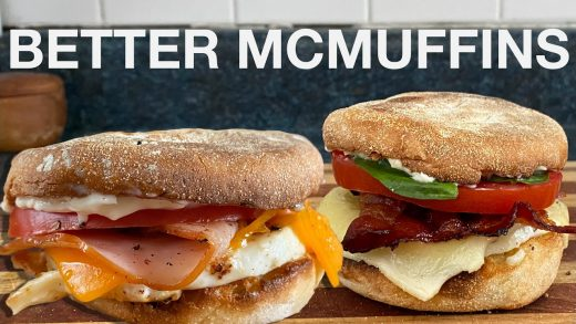 Better McMuffins - You Suck at Cooking (episode 109)