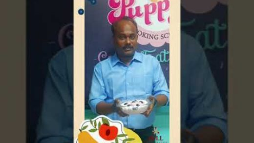 #Black Jamun #Mousse - Creatively made | #Bell Institute of Hotel Management, Sivakasi recipe Review