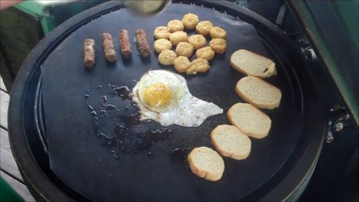 Breakfast on the Grill Mat   The Movie
