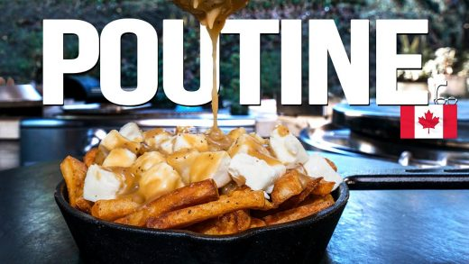 CLASSIC CANADIAN POUTINE - THE BEST I'VE EVER MADE!   SAM THE COOKING GUY 4K