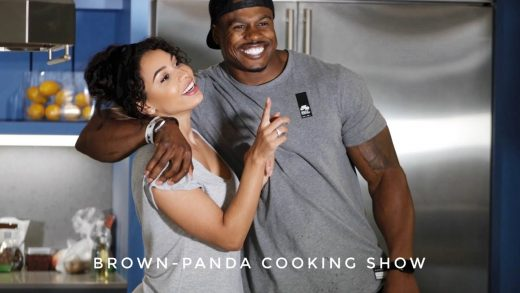 COOK WITH US   BROWN-PANDA COOKING SHOW