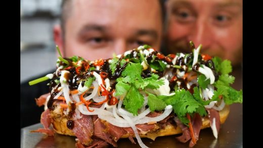 Can I eat 5 of the best sandwiches in Toronto in one go?   John Quilter