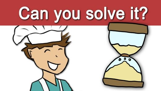Can you solve this popular cooking RIDDLE?