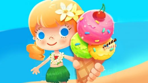 Candy's Dessert House Fun Cooking Kids Game - Learn to Make Ice Cream and Cupcake