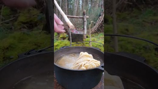Chicken Alfredo with a twiSt 😎 #menwiththepot #fyp #foryou #4u #asmr #foodporn #food #cooking #fire