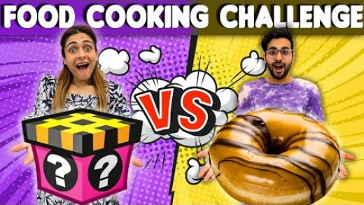 Cooking FAVOURITE Food Challenge 👨🍳 || Lockdown Special