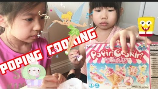 Create your ice cream, poping cookin edible food box. create cake sandwiches frosting fun comedy