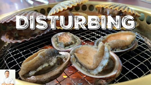DISTURBING: LIVE GRILLED Seafood | Could You Eat This?