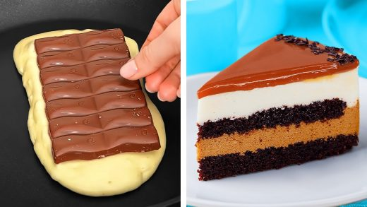 Delicious Food Ideas And Sweet Dessert Recipes || Chocolate, Cake And Candy Recipes