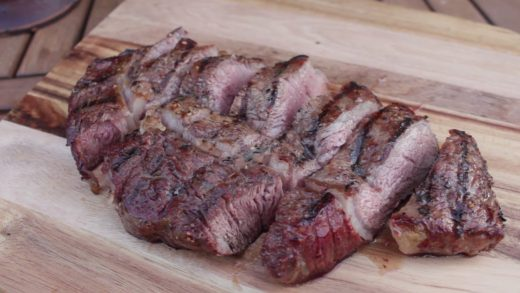 Drakes Food Porn - The BBQ Series: The Perfect Steak