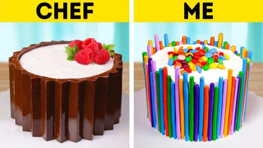 EPIC CAKE BATTLE || Sweet Dessert Recipes And Food Ideas With Chocolate, Marshmallow And Ice Cream