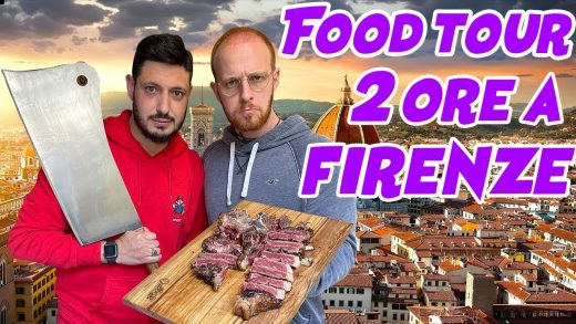 FIRENZE FOOD TOUR IN 2 ORE