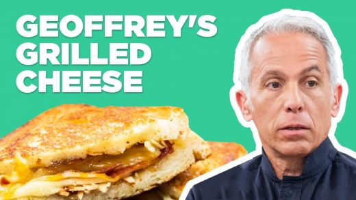 Geoffrey Zakarian Makes Iron Chef Grilled Cheese | The Kitchen | Food Network