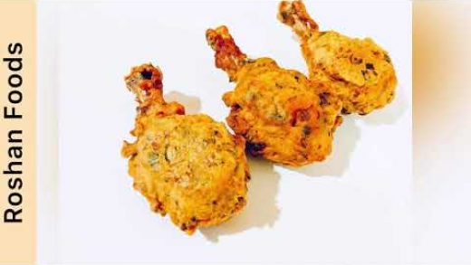 Homemade Chicken Drumsticks By Roshan Foods | Food Photography Idea