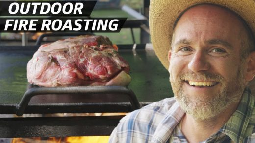 """How Grill Master Tom Ellis Uses Fire and a """"Little Hell"""" to Cook a Feast — Smoke Point"""
