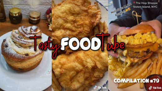 How long can you resist after seeing this video ? | Tasty Food Tube Compilation #79