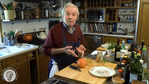 How to Make Grapefruit Dessert | Jacques Pépin Cooking At Home | KQED