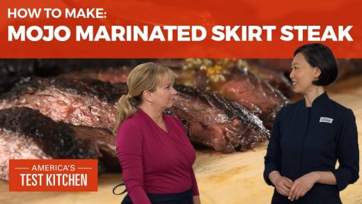How to Make Grilled Mojo-Marinated Skirt Steak