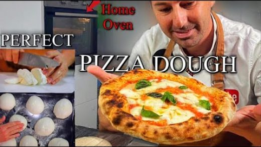 How to Make Perfect Pizza Dough - For the House⎮NEW 2021