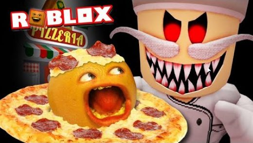 I'M NOT A PIZZA TOPPING! | Papa Pizza's Pizzaria Scary Obby