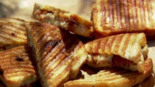 Ina's Ultimate Grilled Cheese | Food Network