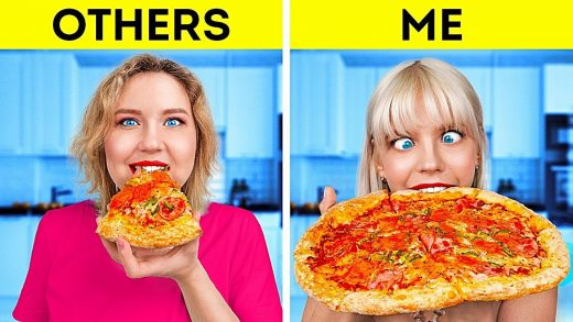 MIND-BLOWING FACTS ABOUT FOODIES || Smart Ideas to Make Your Food Delicious!