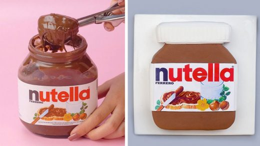 NUTELLA Chocolate Cakes Are Very Creative And Tasty | The Best Chocolate Cake Ideas | Tasty Plus