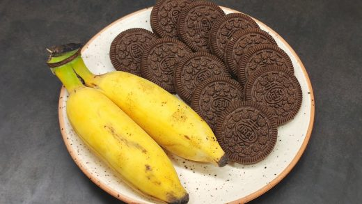New Dessert Recipe In 5 Min   Do You Have Bananas, Make This Amazing Dessert Without Cooking