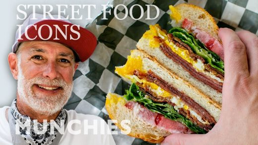 New Jersey's King of Breakfast Sandwiches | Street Food Icons